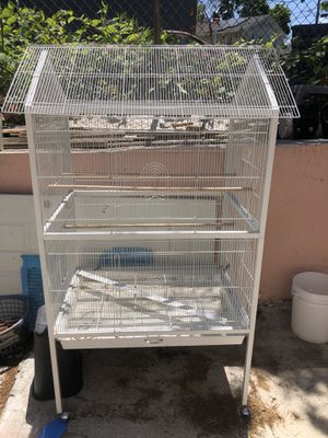 Large Bird Cage for Sale in Lawrence, MA