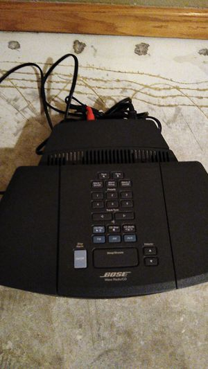 BOSE Wave Radio/CD for Sale in Rogers, MN
