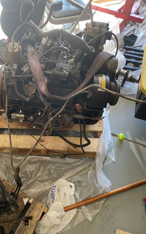 1989 Chevy 4.3 v6 engine and automatic transmission for Sale in Charlotte, NC