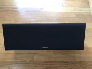 KLIPSCH KV2 LIGHT OAK SPEAKER for Sale in Aurora, CO