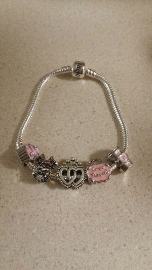Bracelet with charms for Sale in Addison, IL