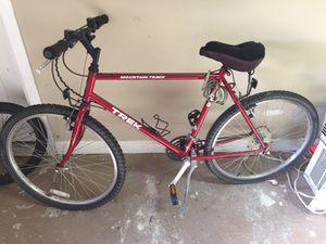 Trek ( Mountain Track) bike for Sale in Chicago, IL
