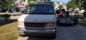 1994 Ford E350 Econoline Van 7.5 L for Sale in Locust Grove, GA