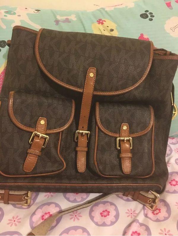 michael kors purse / backpack