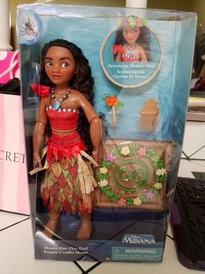 Moana doll for Sale in Ontario, CA