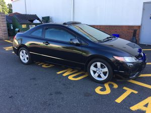 2008 Honda civic EXL coop 101K miles looks and Beautiful for Sale in Middletown, NJ