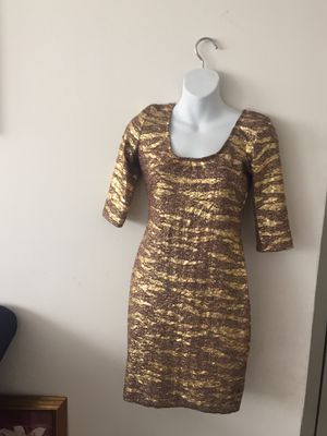 Gold dress for Sale in Washington, DC