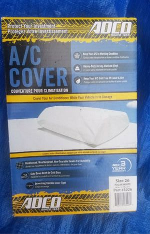 RV Camper AC Cover Coleman Mach 1 3 Size 26 #3026 for Sale in Redmond, WA