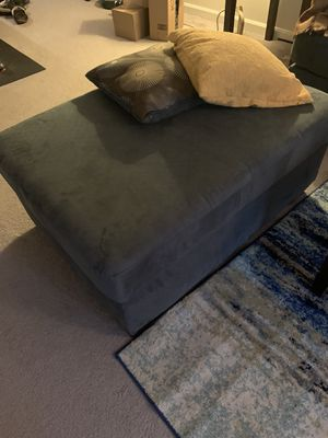 Ottoman with storage for Sale in Cambridge, MA