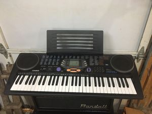 Casio CTK-533 Keyboard Piano for Sale in Poquoson, VA