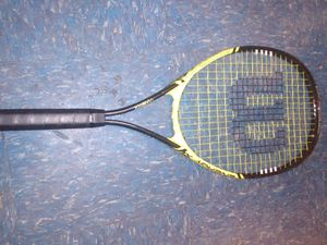 Wilson Energy XL VMatrix tennis racket for Sale in Columbus, OH