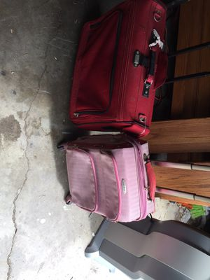 2 suitcases for 10 bucks for Sale in San Dimas, CA