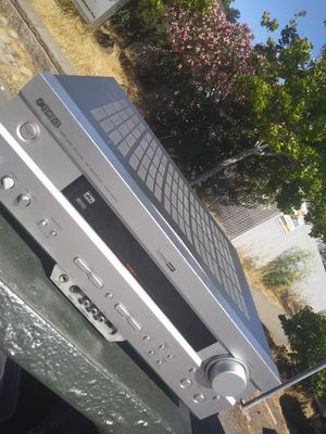 Yamaha htr-5450 av receiver stereo for Sale in San Francisco, CA