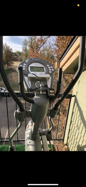 Elliptical Exercise Machine for Sale in Littleton, CO