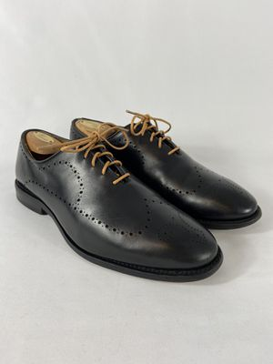 $395 Allen Edmonds Mens 8.5 3E Fairfax Whole-cut USA Oxfords Black for Sale in Mesa, AZ