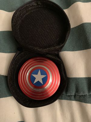 Captain America fidget spinner for Sale in Greenacres, FL