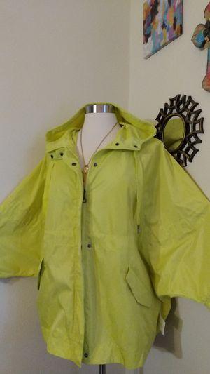 Neon JOY LAB Raincoat 🌧️ for Sale in Portland, OR