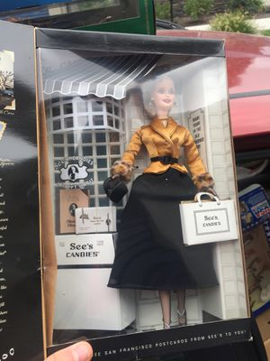 See's Barbie IN THE BOX for Sale in Washougal, WA