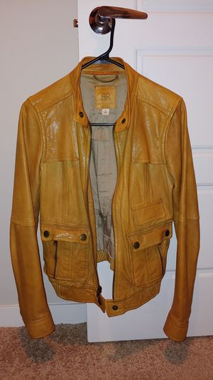 Banana Republic Real Leather Jacket! for Sale in Chandler, AZ