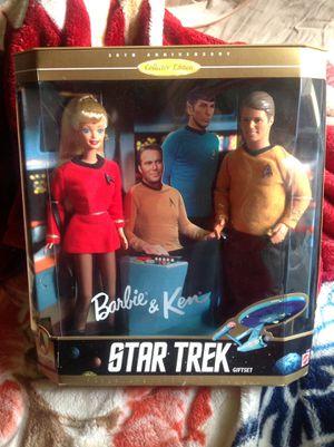 StarTrek Barbie & Ken for Sale in Nashville, TN