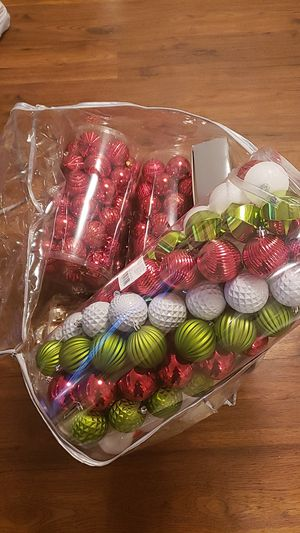 Christmas bulbs for Sale in Hanover, MD