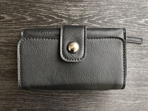 Small Black Wallet for Sale in Medina, OH