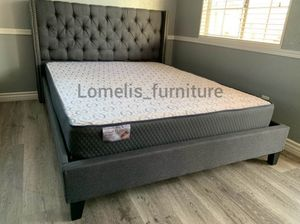 Queen beds with mattress included for Sale in Covina, CA