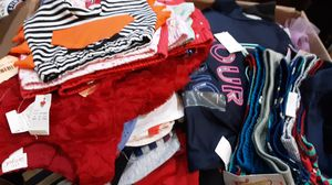 400 new kids / babies clothes all new from target with tags $300 todo nuevo diferentes sizes for Sale in Perris, CA