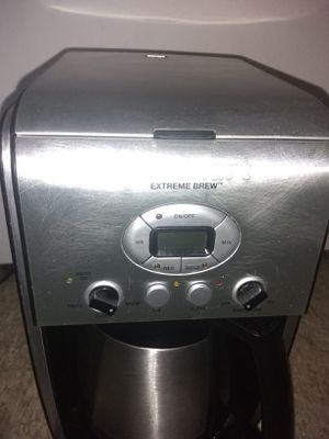Cuisinart coffee maker for sale for Sale in Brooklyn, NY