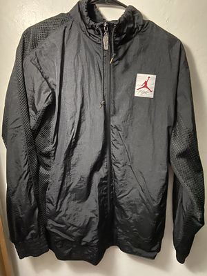 Air jordan track jacket size large for Sale in Daly City, CA