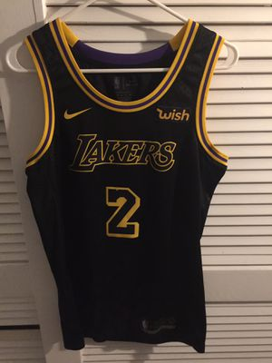 Lonzo Ball, Lakers Jersey for Sale in Hyattsville, MD