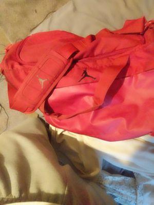 Jordan duffle bag gym bag for Sale in Newark, OH