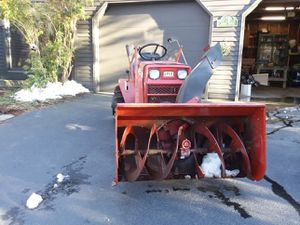 Snapper snowblower attachment for Sale in Raynham, MA