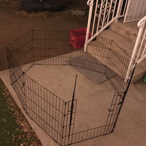 Dog Gate/kennel for Sale in Los Angeles, CA