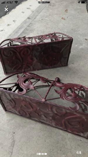 DECORATIVE WALL SHELVES for Sale in Los Alamitos, CA
