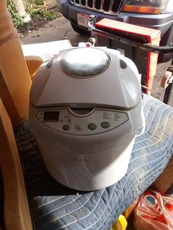 Sunbeam Bread Maker Machine Model 5890 with Manual 500W Complete Set for Sale in Lancaster,  OH