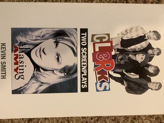 Clerks / Chasing amy Screenplay Book - Kevin Smith - Like New for Sale in Portland,  OR