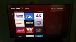 """!!!PERFECT CONDITION!!! 43"""" TCL ROKU SMART TV for Sale in Concord, NC"""