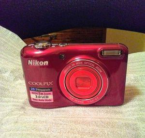 Nikon L-28 Digital Camera-Check My Profile For 160+ More Items! for Sale in Visalia, CA