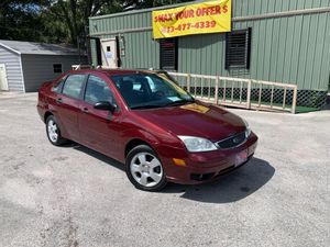 2007 Ford Focus for Sale in Plant City, FL