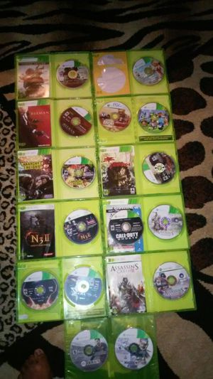 Xbox 360 games for Sale in Adelphi, MD