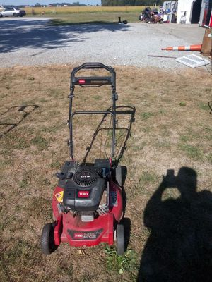 SELF PROPELLED TORO PERSONAL PACE for Sale in Troy, OH