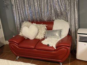 Sofa red for Sale in Hialeah, FL