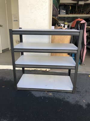 Free shelving. 36 x 36 x 16 for Sale in Solana Beach, CA