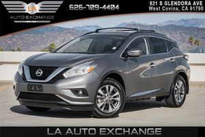 2016 Nissan Murano for Sale in West Covina, CA