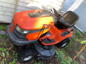 Husqvarna riding lawn mower for Sale in Windermere, FL