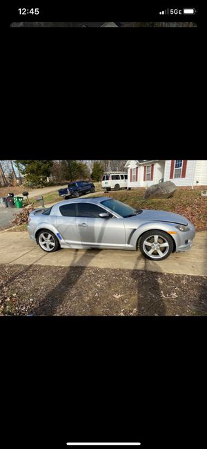 Mazda RX8 low compresion battery dead for Sale in Charlotte, NC