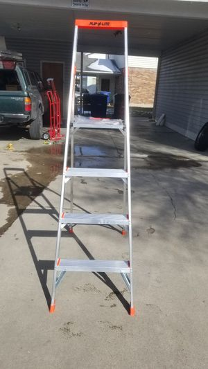 New little Giant ladder $75 for Sale in West Valley City, UT