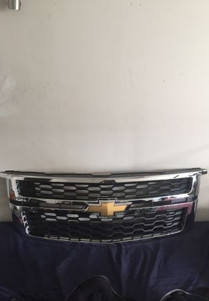 Chevy Tahoe 2015 - 2018 grille for Sale in Miami, FL
