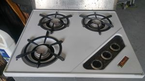 Camper 3 burner stove top for Sale in NEW PRT RCHY, FL